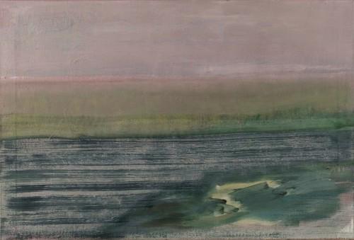 Elbe vor Tag 57 × 85,5
