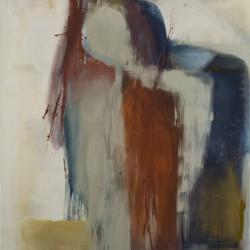 Berit Mücke Madonna Wäsche Malerei
